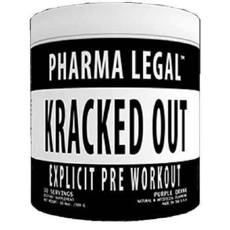 Pharma Legal -Kracked Out 30 dávok