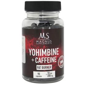 Yohimbine Caffeine Magnus 90 kapsúl