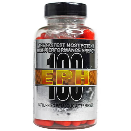 EPH 100 - Hard Rock Supplements 100cps