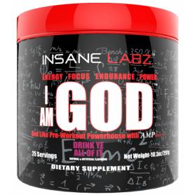 Insane Labz - I Am God 291g