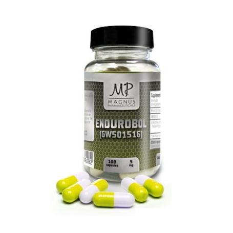 GW 501516 (Cardarine) -Magnus Pharmaceuticals