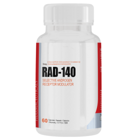German Pharmaceuticals - Rad 140 60 kapsúl