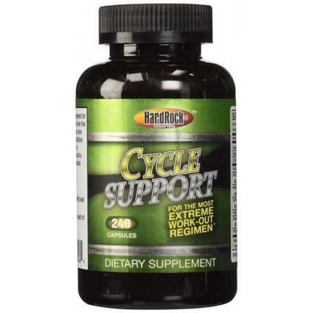 HardRock Supplements CYCLE SUPPORT 240 kapsúl